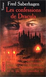 Les confessions de Dracula de Fred Saberhagen