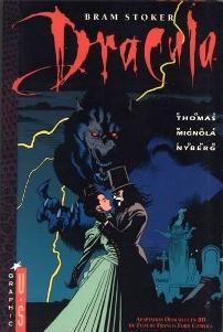 Dracula Adaptation en BD du Film de FF. C