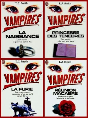Vampires de Lisa Jane Smith