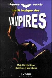 Petit lexique des vampires de M.C. Delmas