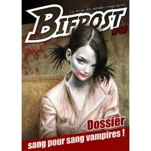 Revue Bifrost n°60, spécial vampires