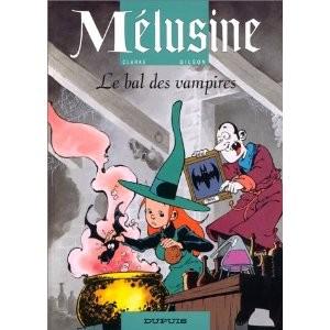 Melusine T.2 ; Le Bal Des Vampires (BD)