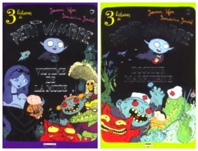 Petit Vampire Auteur : Sfar, Joann ; Jardel, Sandrina