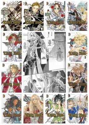 Trinity Blood de Yoshida Sunao