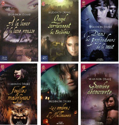 Les Vampires de Shannon Drake
