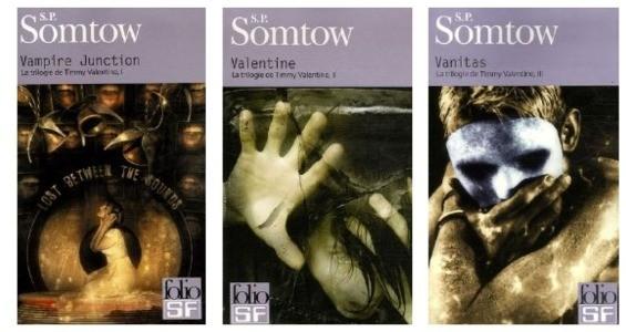 trilogie de Timmy Valentine Vampire junction de S.P. Somtow