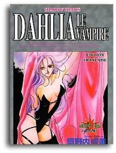 Dahlia le Vampire de Narumi Kakinuchi