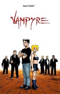 Vampyre d'OlivieR CLEMENT