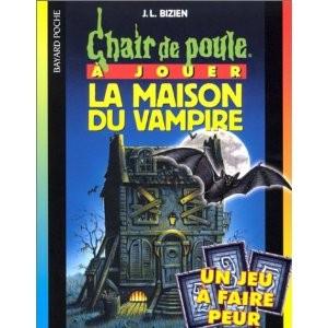 La Maison du vampire de Jean-Luc Bizien