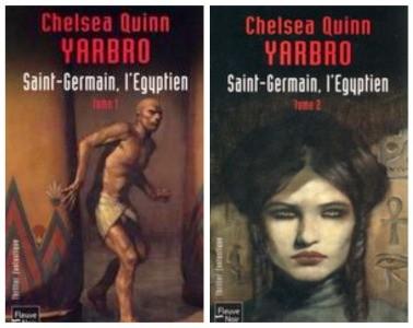 Saint-Germain l'egyptien de Chelsea Quinn Yarbro