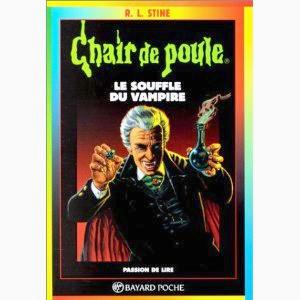 Le Souffle du vampire de Robert Lawrence STINE