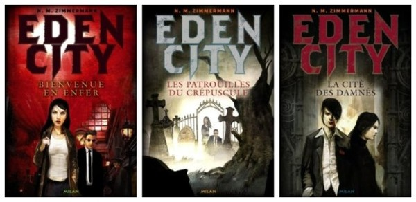 Eden City de N-M Zimmermann