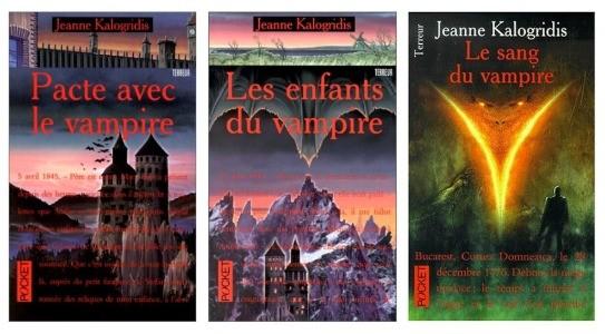 Les Journaux de la Famille Dracul de Jeanne Kalogridis