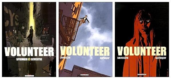 Volunteer de Muriel Sevestre & benoît Springer