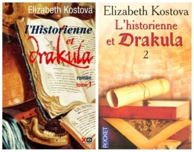L'historienne et Drakula d'Elizabeth Kostova