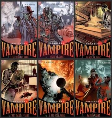 Dossier vampire de P.N Elrod