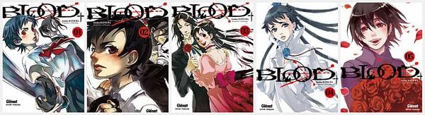 Blood + d'Asuka Katsura