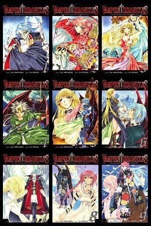 VAMPIRE CHRONICLES La legende du roi déchu