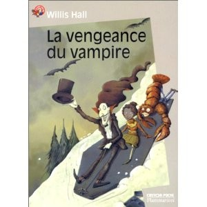 La Vengeance du vampire de Willis Hall