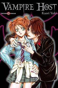 Vampire Host de Kaori Yuki
