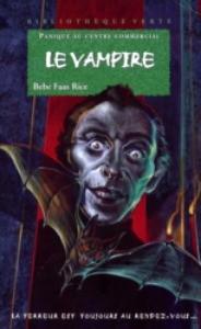 Le vampire de Bebe Faas Rice