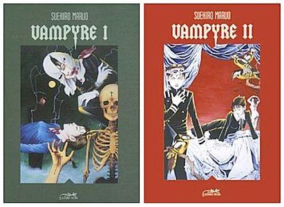 vampyre de Maruo Suehiro