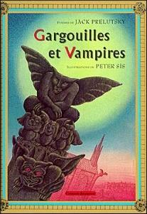 Gargouilles et vampires de Jack Prelutsky