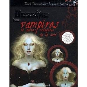 Dessine les vampires ... de Özdamar Diane