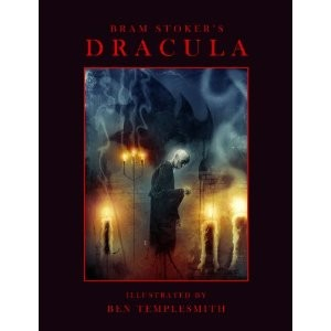 Templesmith illustre le Dracula de Stoker
