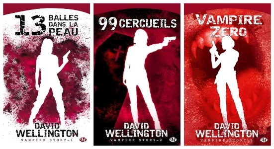 les vampires de David Wellington