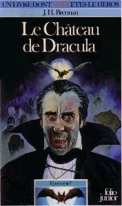 Le château de Dracula par James Herbert Brennan