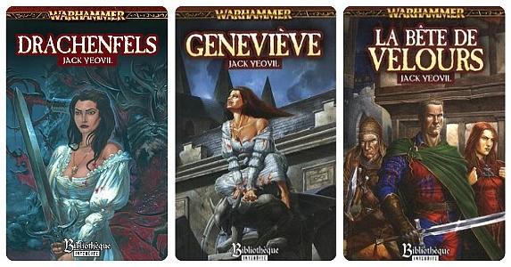 Warhammer - le Vampire Geneviève