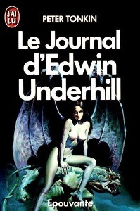 Le journal d'Edwin Underhill de Peter Tonkin
