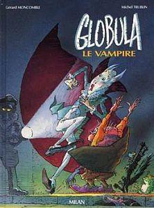 Globula le vampire de Gérard Moncomble