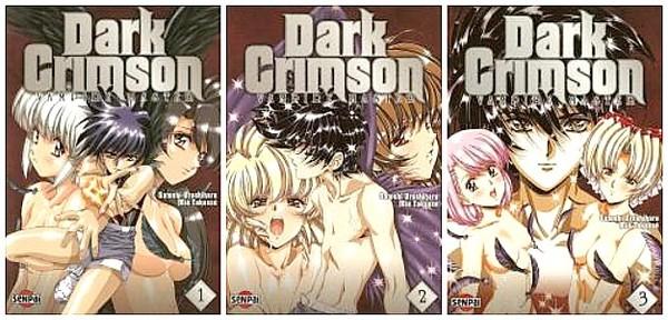 Dark Crimson - Vampire master