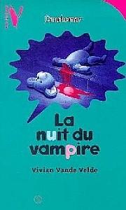 La nuit du vampire de Vivian Vande velde