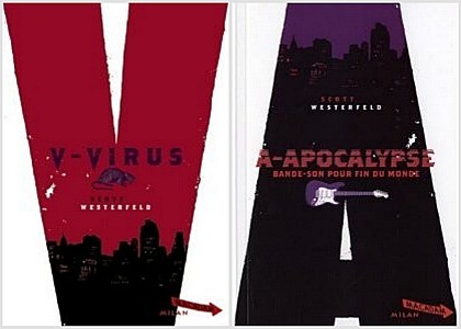 V-Virus & A-Apocalypse de Scott Westerfeld