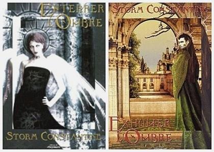 storm constantine : Enterrer l'ombre / Exhumer L'ombre