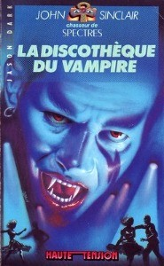 La discothèque du vampire de Jason Dark