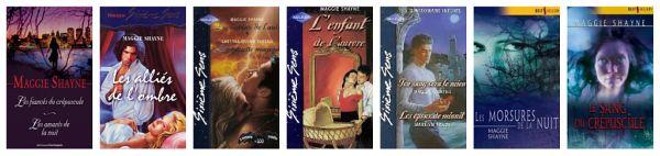 ebooks gratuit complete romance bit lit vampires de maggie shayne. Black Bedroom Furniture Sets. Home Design Ideas